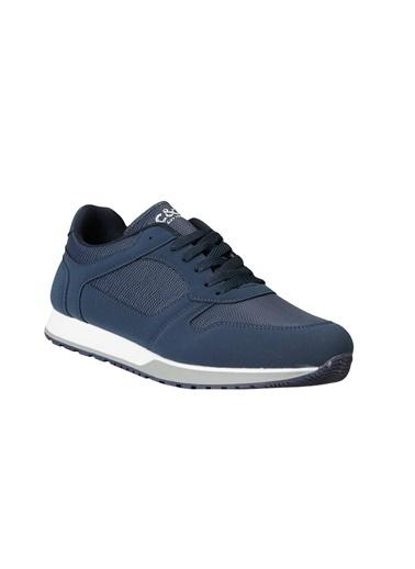 AC&Co / Altınyıldız Classics Casual Spor Sneaker Ayakkabı 4A2221100009 Lacivert